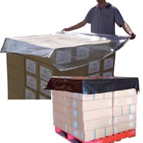 top sheets to protect pallets
