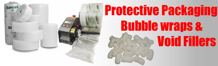 Envirobubble - protecting your goods and environmentally friendly too